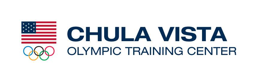 Logo Chula Vista Olympic Training Center