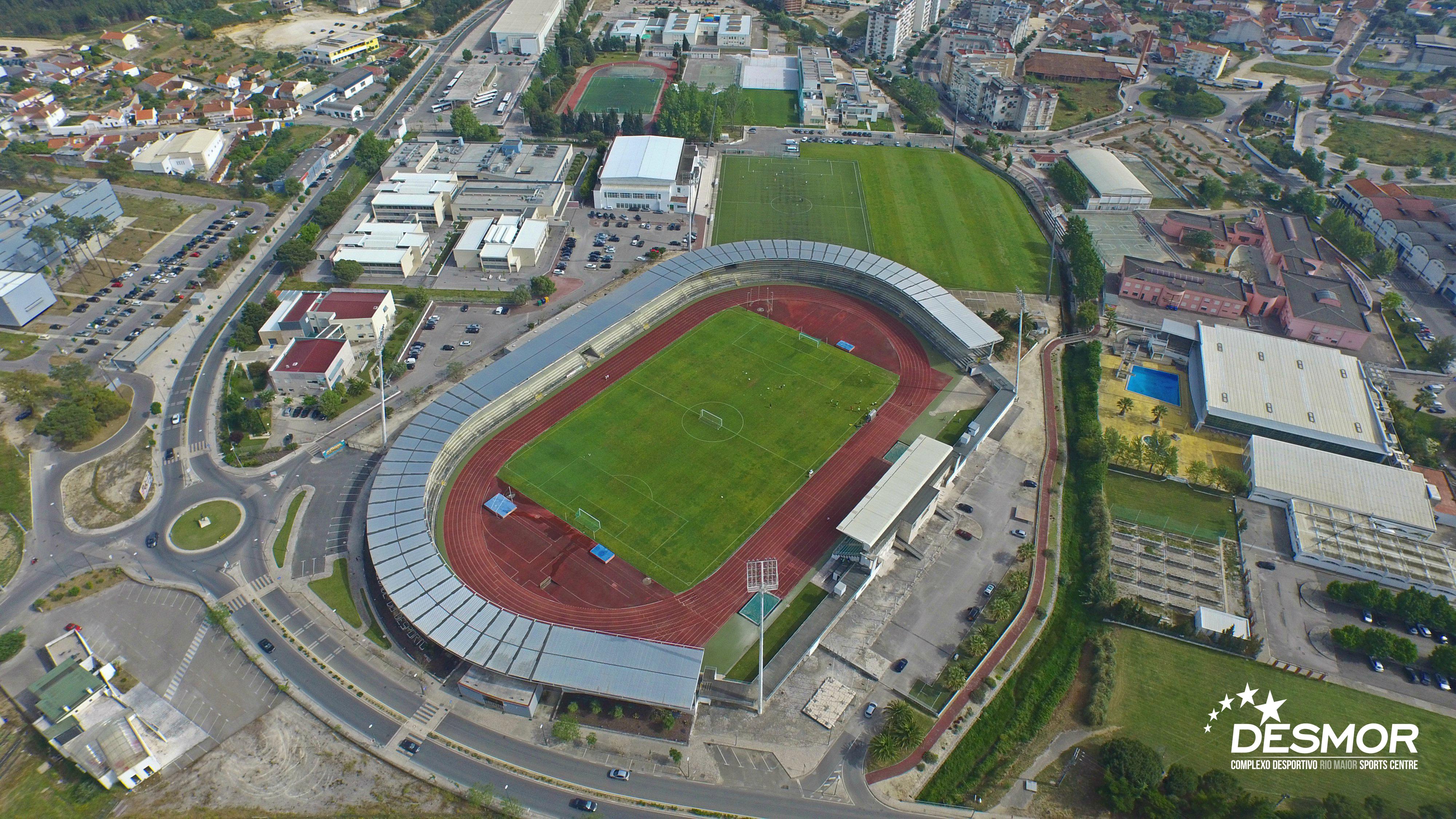 Desmor- Rio Maior Sports Centre