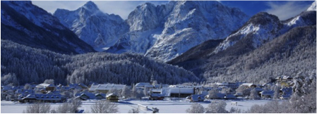 Kranjska Gora - winter and summer sport location