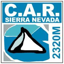 Logo Centro de Alto Rendimiento (C.A.R.) de Sierra Nevada