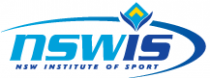 Logo New South Wales Institute of Sport (NSWIS)