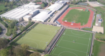 Sports Training Village - University of Bath