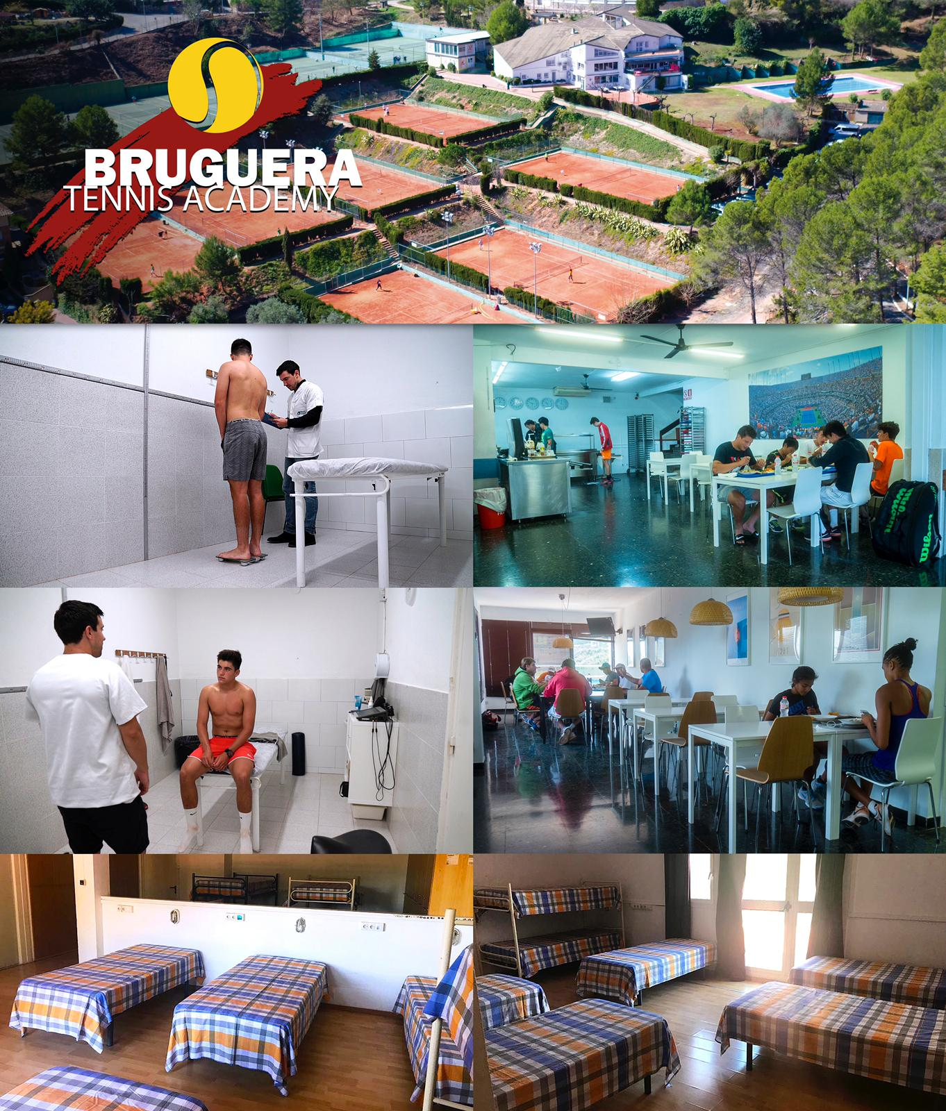 Bruguera High Performance Center of Tennis at Barcelona