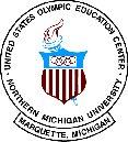 Logo United States Olympic Education Center Northern Michigan University
